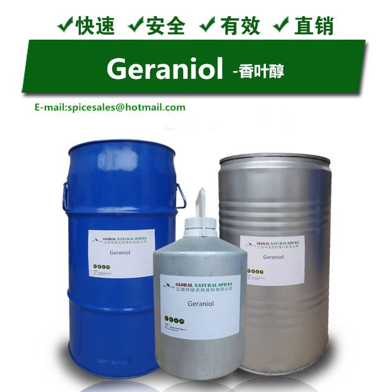 Geraniol,Geraniol oil,Cas.106-24-1