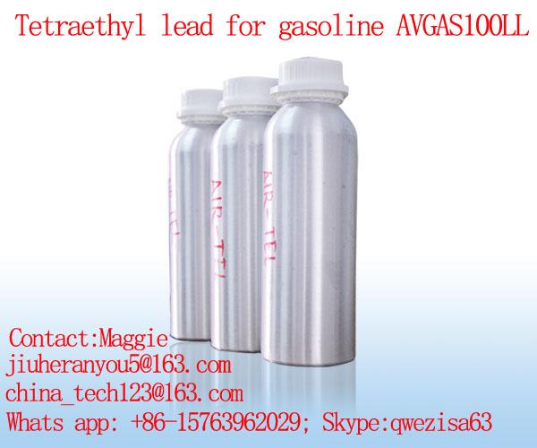 Additives Ethyl fluid for aviation gasoline