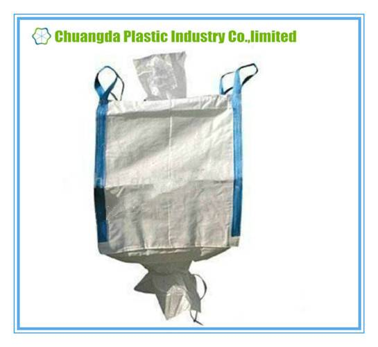 Easy Filling and Discharge FIBC Bulk Container Big Packing Bag