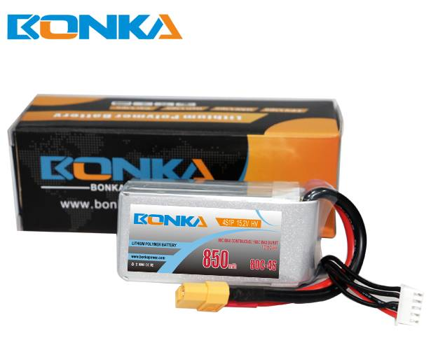 Bonka Power 850mAh 80C 4S1P HV