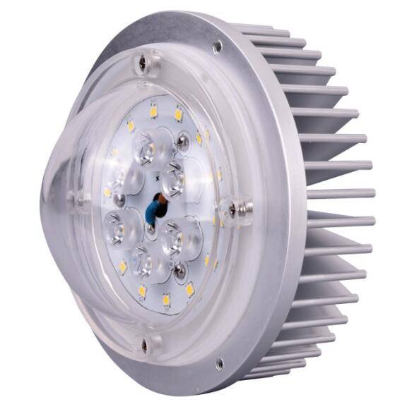 IP68 LED module for tunnel light 50w high power waterproofing pure aluminum housing