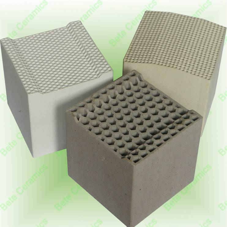 Honeycomb Ceramic Substrate for RTO