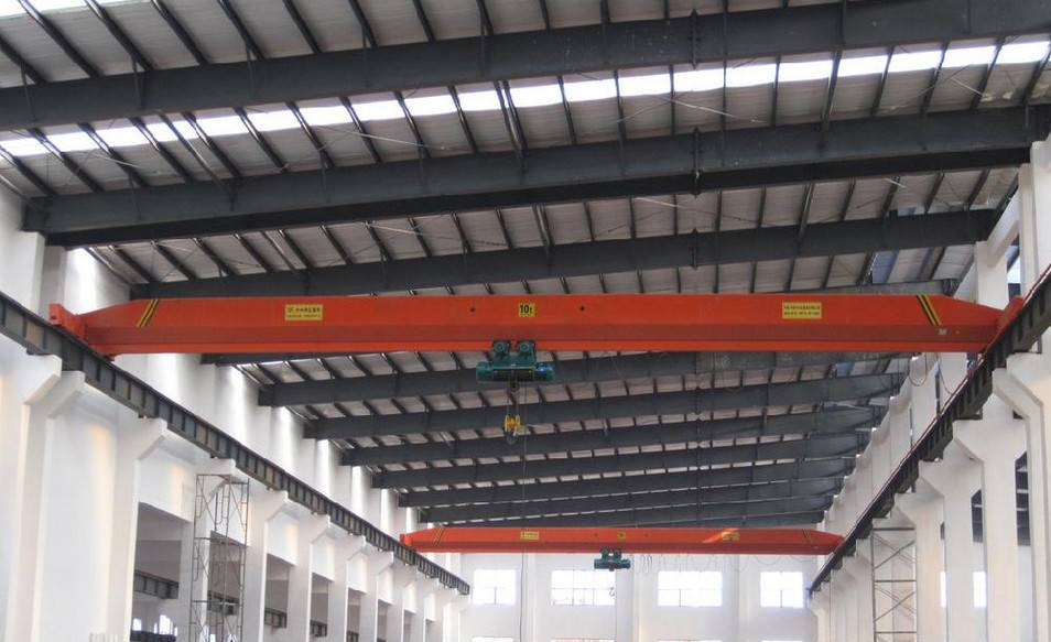 Widely Used Top Quality Overhead Workshop Crane