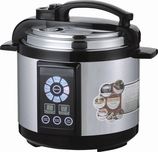 Model#Q4DMKF Electric pressure cooker