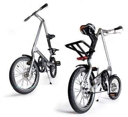 folding sports bicycle
