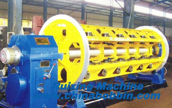 Rigid Frame Conductor Stranding Machine for cable making
