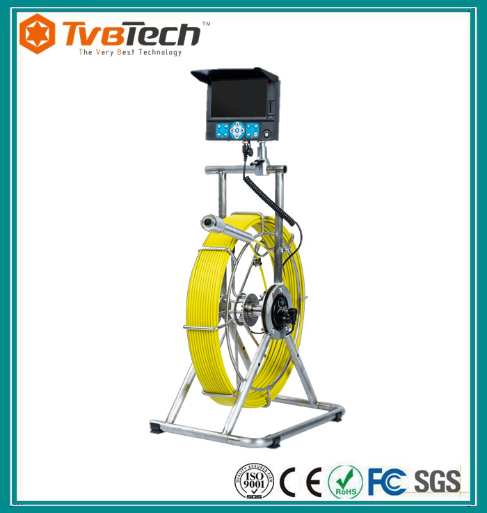 TVBTECH 60m Cable for Pipe Inspection Camera System