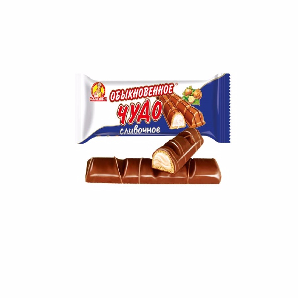 """An Ordinary Miracle"" Cream Russia Chocolate Bar"