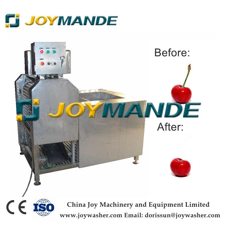 Industrial Cherry Stem Removing Machine Cherry Stem Remover Machine