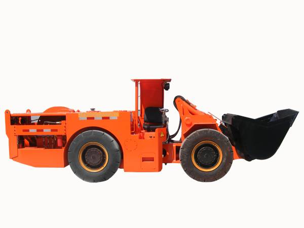 2D China Diesel hydraulic underground Coal Mining loader for sale