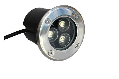 3W underground light