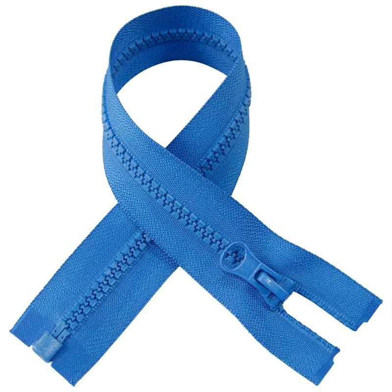 7# plastic zipper