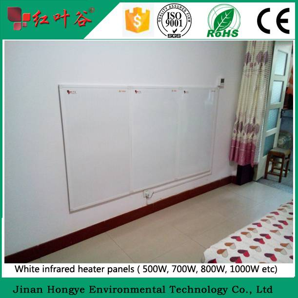 wall mounted dustproof infrared heater panel