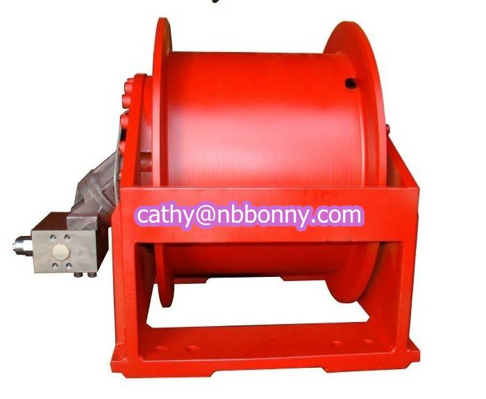 hydraulic winch manufacturer