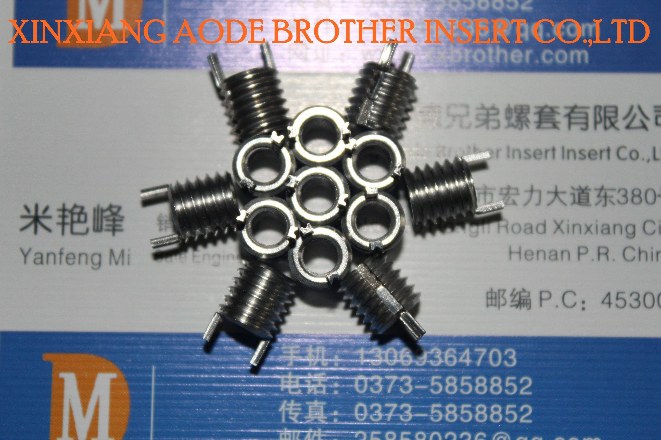316L Threaded Insert