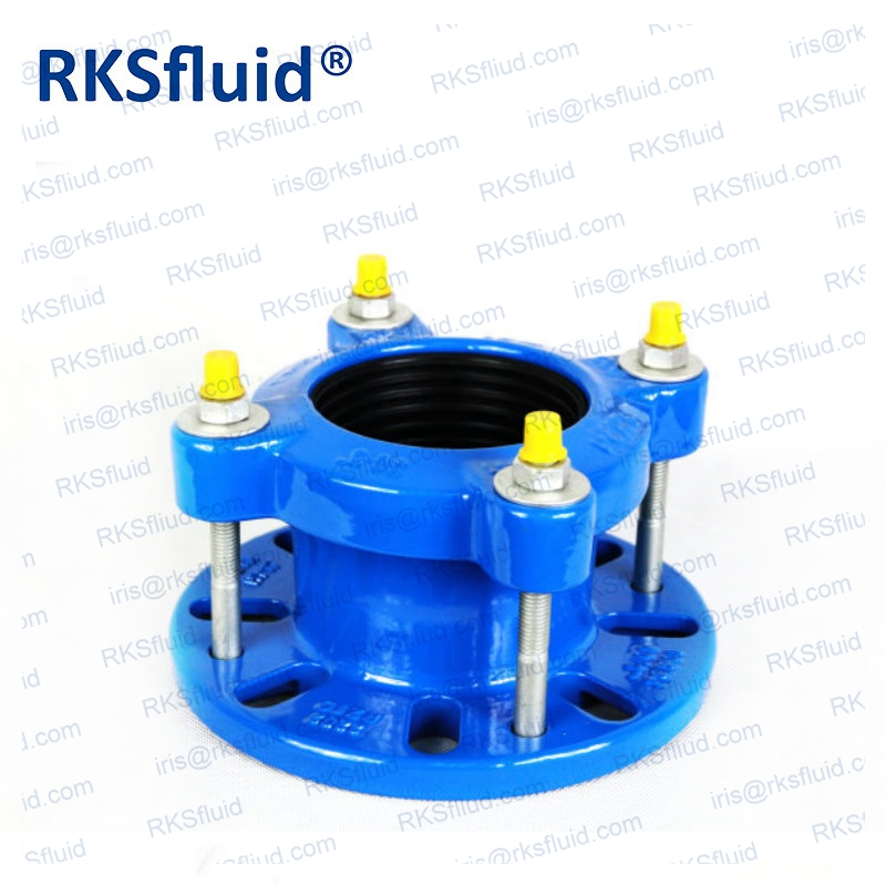 Ductile Iron Flange Adaptor Suitable for Pipe