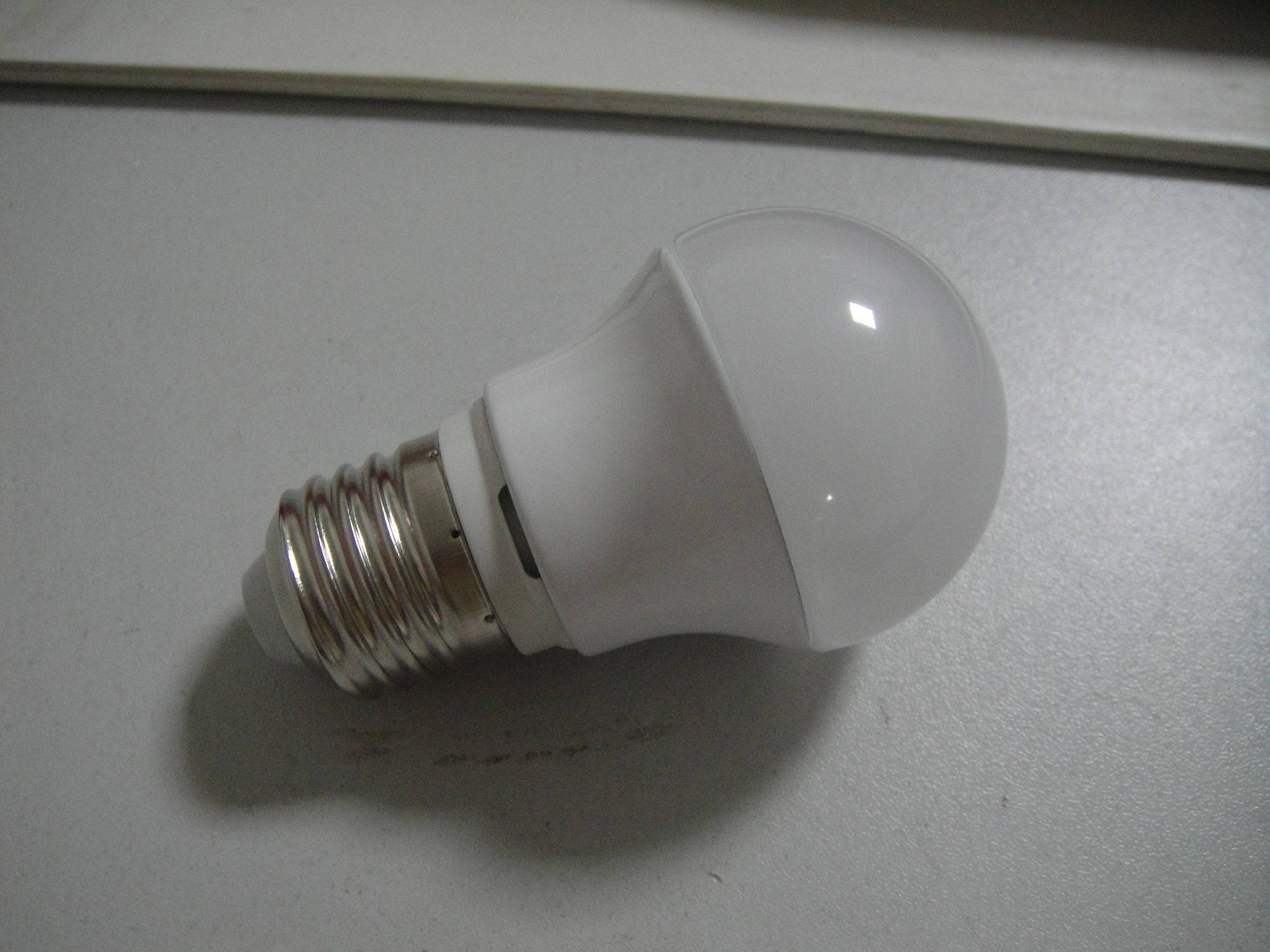 3w LED Bulbs no dimming E27 Epistar chips