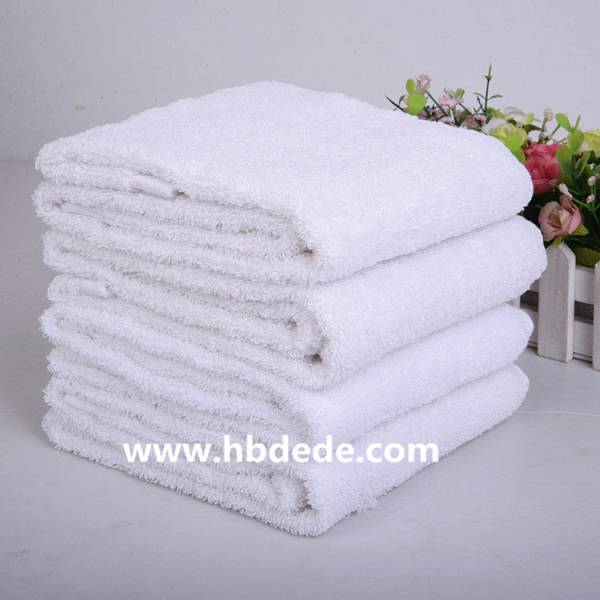 soft white face towel 100% cotton