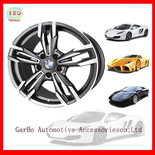 aluminum alloy wheel rim for BMW 18 19 20inch