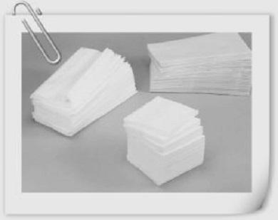 Spunlace Nonwoven Fabric for Medical Gauze