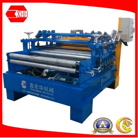 FCS2.0-1300 Steel Coil Slitting Line With Straightening and Cutting Device