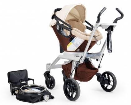 Orbit Baby G2 Stroller Travel System $722.25 FREE Shipping + FREE Gift