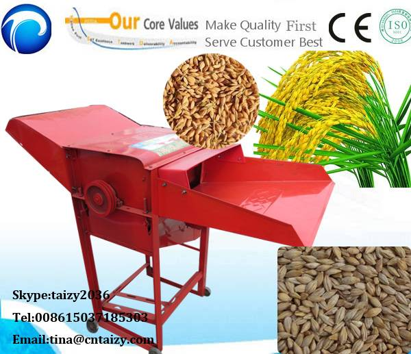 Hot sale rice thresher | Cheap rice threshing machine