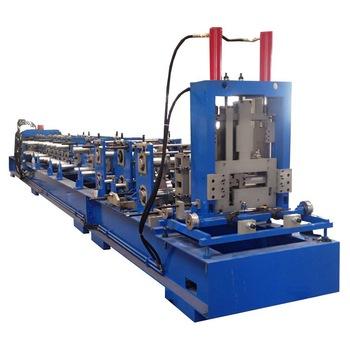 Xiamen Quickly Change CZ Purlin Roll Forming Machine