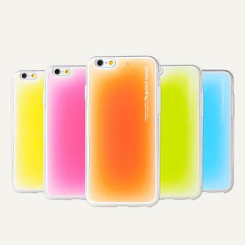 Aroma Pooding Mobile Case - Color Series(IPhone 6 and 6plus)