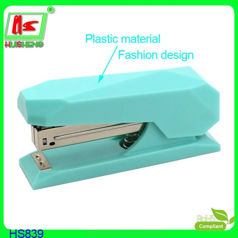 Plastic stapler for office & school