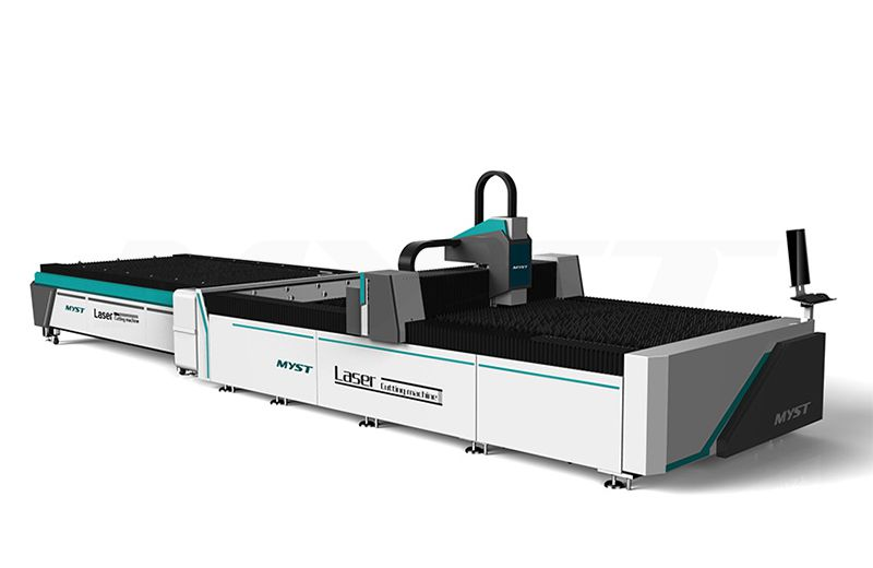 More Efficient Fiber Laser Metal Cutting MachineMTF3015J