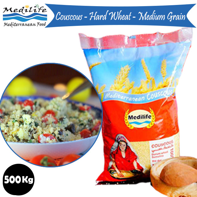 Couscous Medium Grain 500g