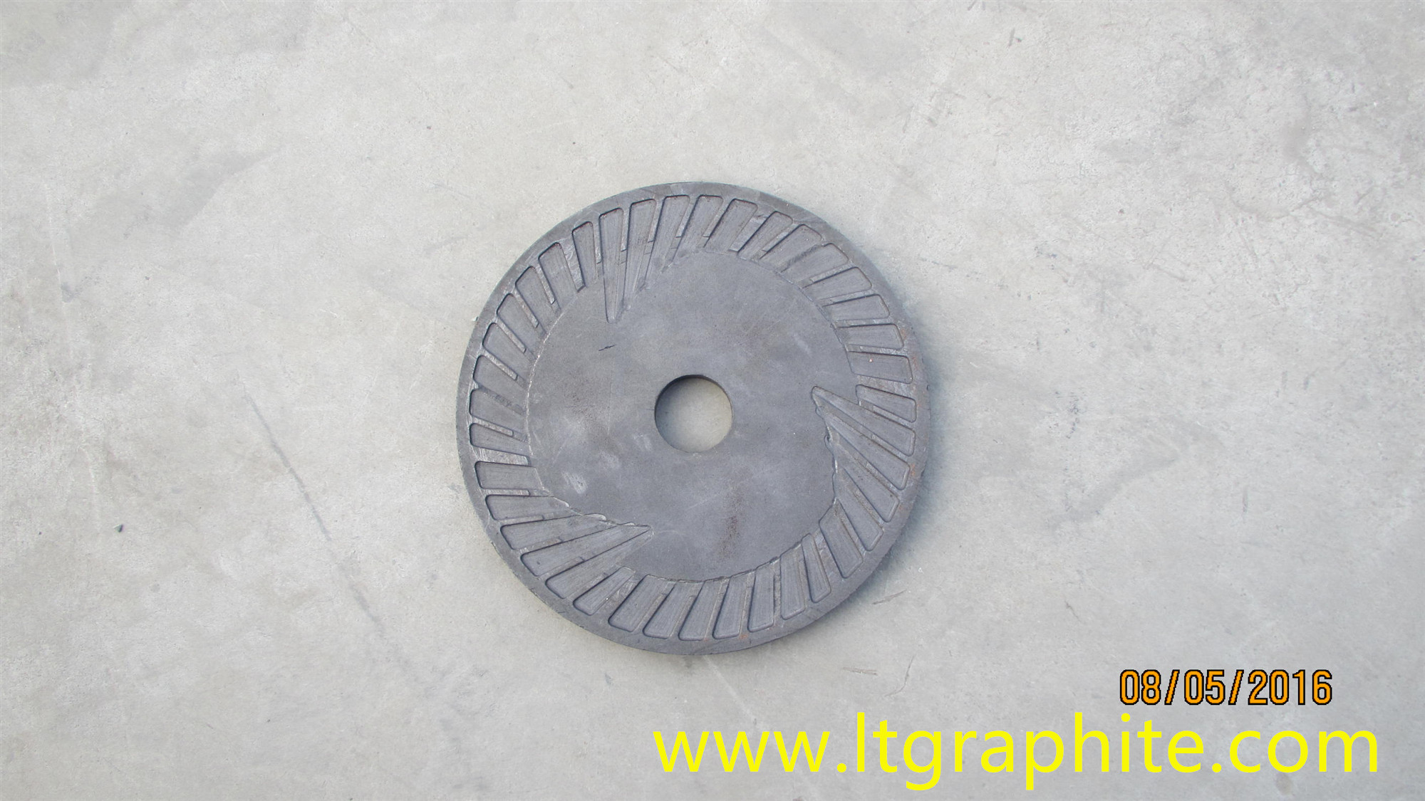 High Purity Graphite Plates for Sintering Diamond Discs Cutting Stones