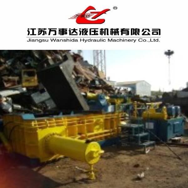 Y83-250 Hydraulic Metal Baler