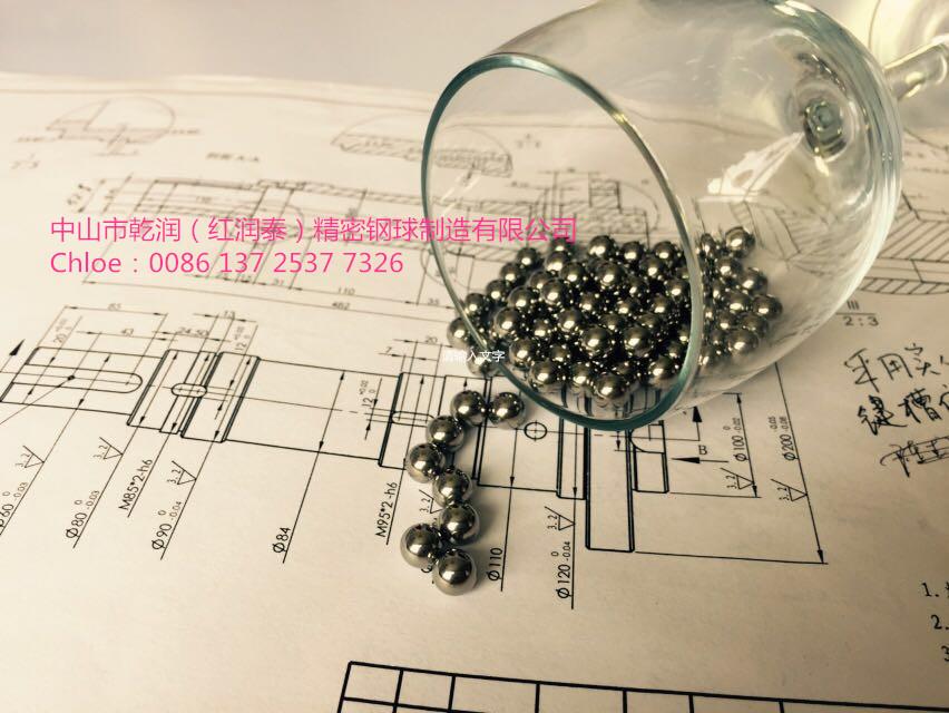 2.778mm Bearing Ball G10- AISI52100/SUJ-2 Chrome Steel