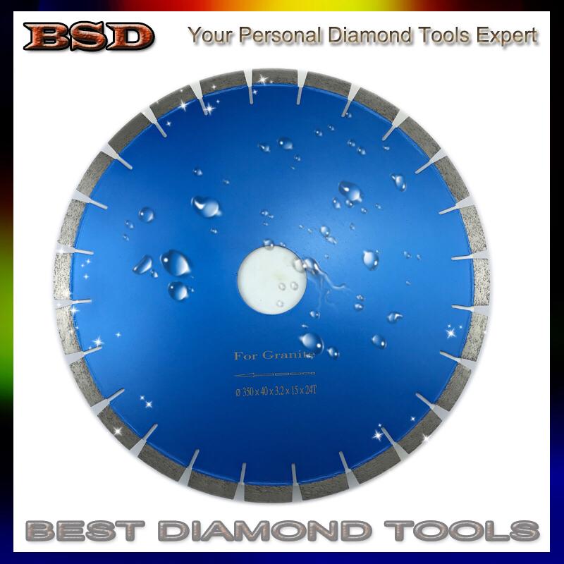 Diamond Circular Saw Blade For cutting Granite