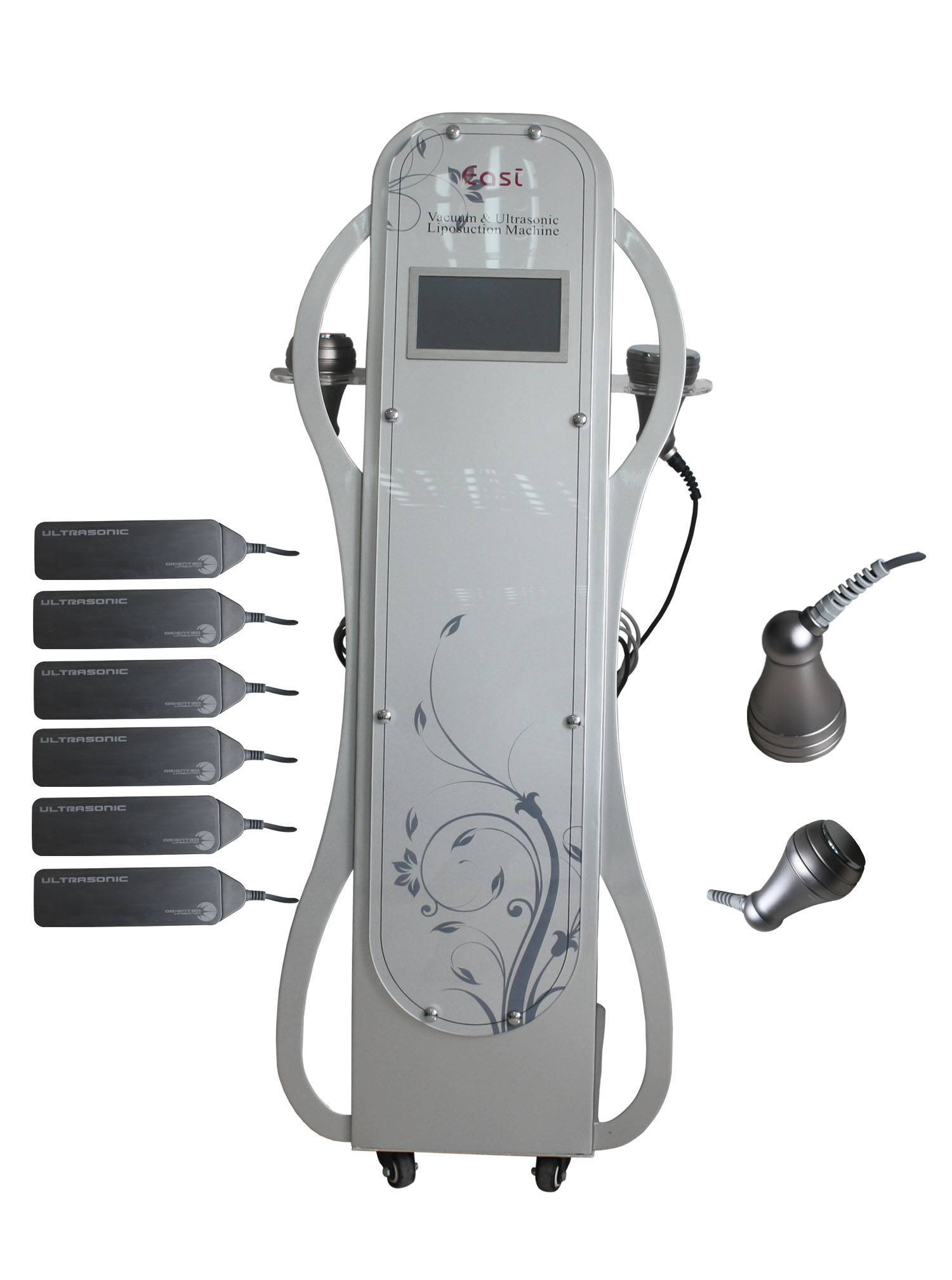 Cavitation slimming equipment