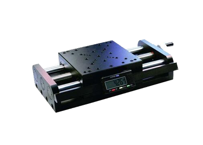 Digital Manual Stage, High precision Micrometer Screw Linear Translation Platform, SSP-303MP