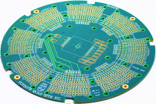 Semiconductor Testing and Testing Equipment PCB