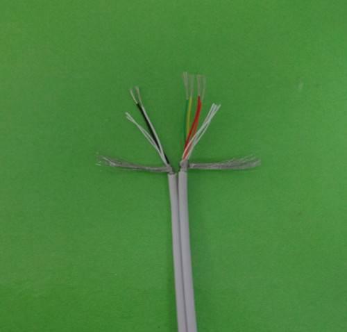 Neonate Clip 2+4 Flat SpO2 Sensor Cable