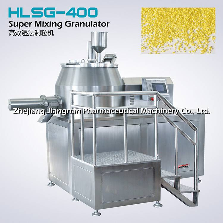 Super Mixing Granulator HLSG-400