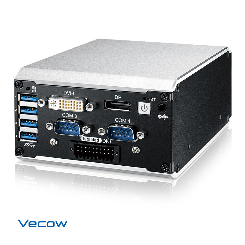 SPC-4000 Ultra-compact Embedded Box PC