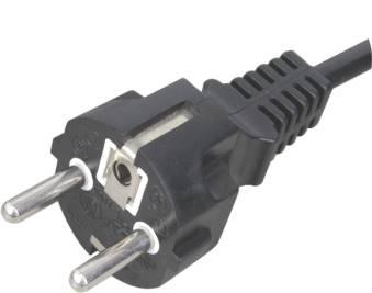 VDE Power Cord/European Power Plug/Germany Power plug