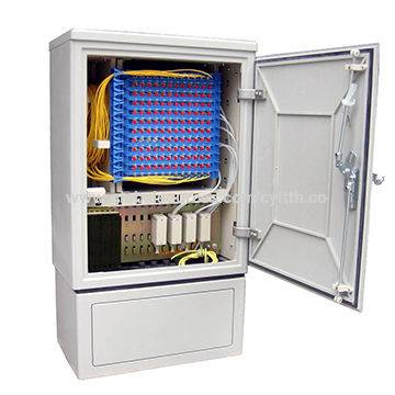 Fiber Optic Splice Cabinet
