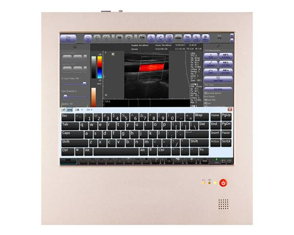 C3 Color Doppler Ultrasound System(12 inch touch screen)