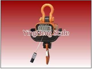 High-temperature electronic crane scale