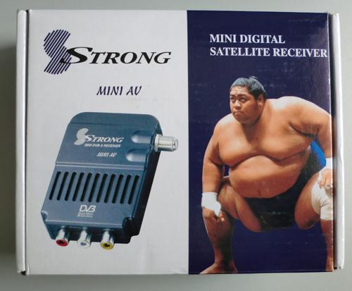 DVB-S Strong Receiver 4663X