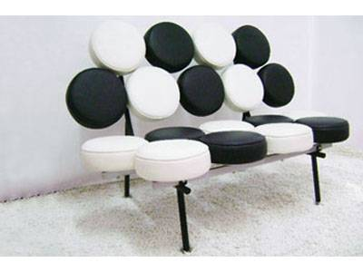 Hotel/Living Room Furniture Marshmallow Style Sofa