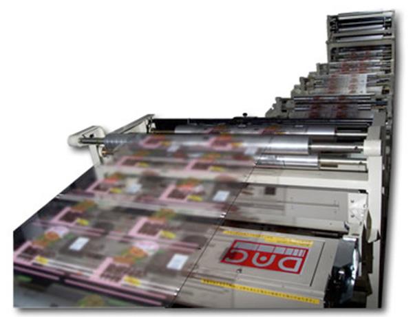 Gravure Print Inspection System Trinity series