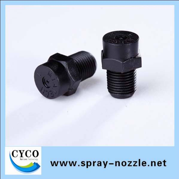 PP FE Garden Spraying Nozzle, Irrigation Misting Nozzle, Cooling and Humidififying Nozzle
